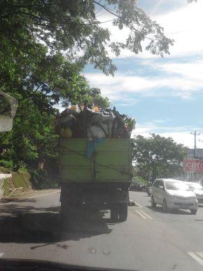 truk sampan